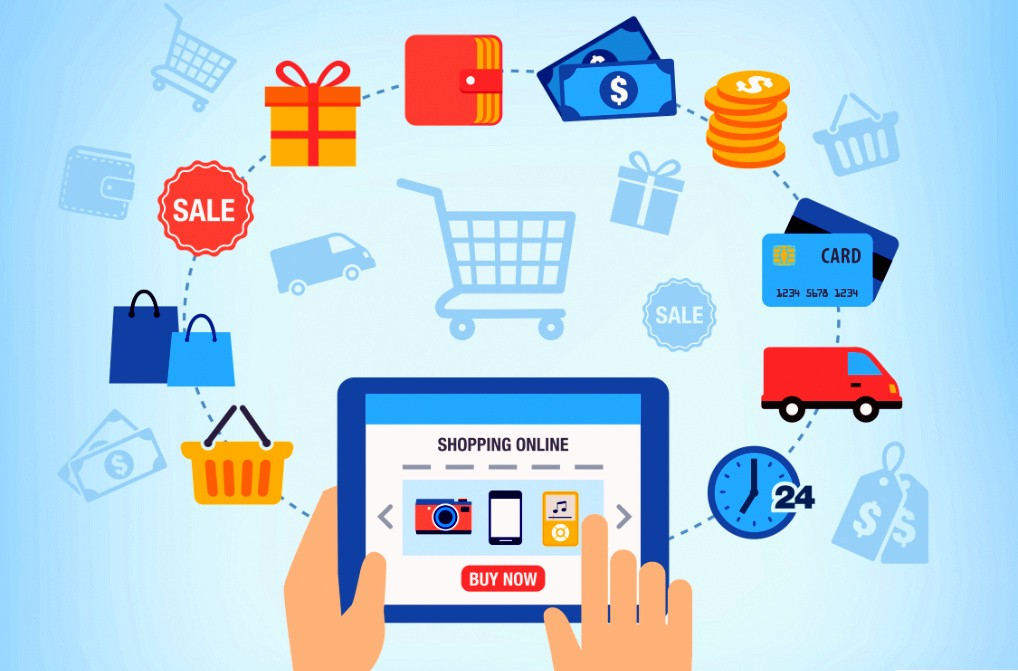 All about E-Commerce Business