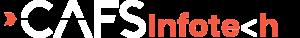 logo white CAFSInfotech